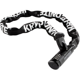 Kryptonite Keeper 712 Combo I.C. Number Lock 120cm